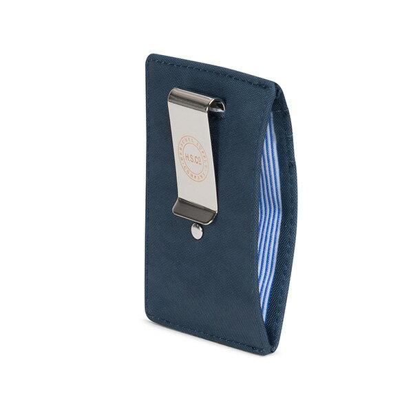 【EST】HERSCHEL RAVEN WALLET 直式 卡夾 名片夾 證件套 鈔票夾 SELECT系列 日全蝕 [HS-0048-A60] G0414 3