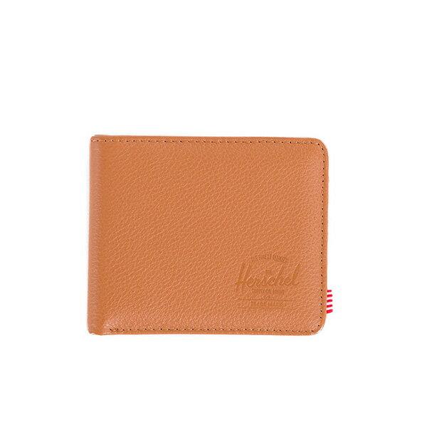 【EST】Herschel Hank Wallet 短夾 皮夾 錢包 皮革 褐 [HS-0049-034] G0122【12/7單筆滿499結帳輸入序號 12SS100-4 再折↘100 | 單筆滿1..