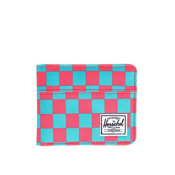 【EST】Herschel Hank Wallet 短夾 皮夾 錢包 普普風 格紋 [HS-0049-361] G0706 0