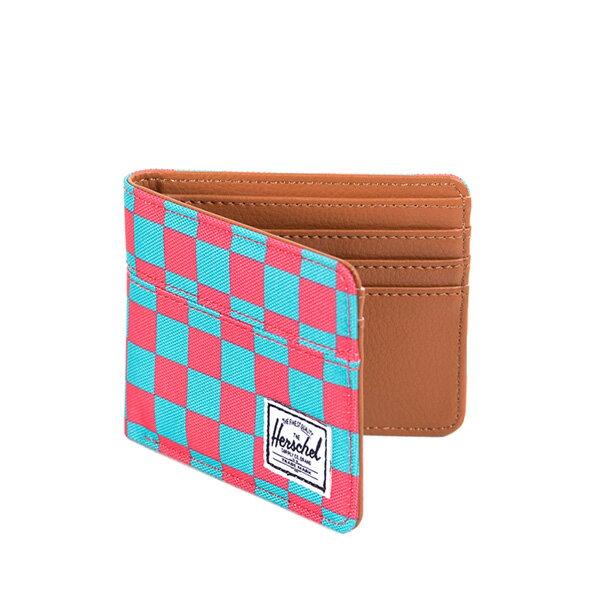 【EST】Herschel Hank Wallet 短夾 皮夾 錢包 普普風 格紋 [HS-0049-361] G0706 2