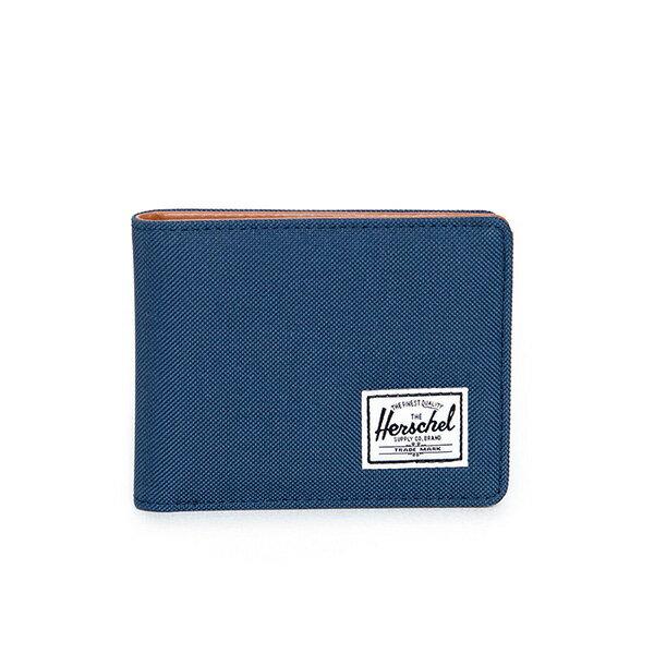 【EST】HERSCHEL HANK WALLET 短夾 皮夾 錢包 藍 [HS-0049-882] G0122 0