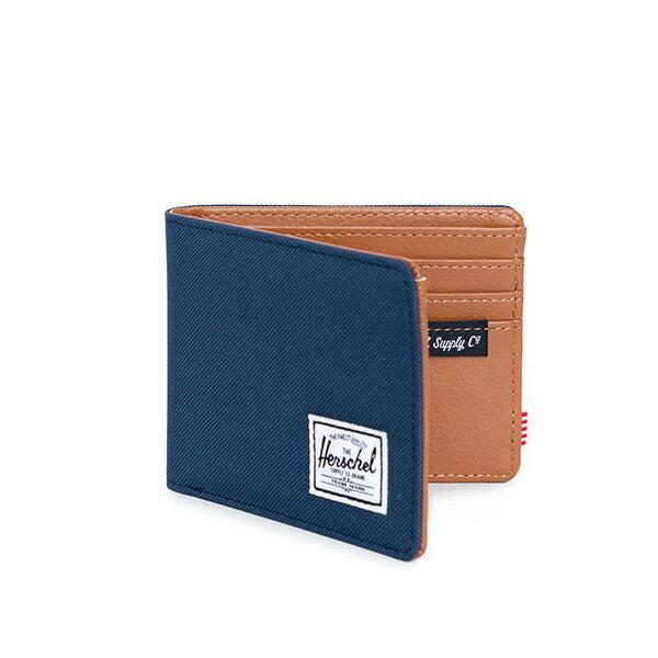 【EST】HERSCHEL HANK WALLET 短夾 皮夾 錢包 藍 [HS-0049-882] G0122 1
