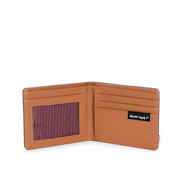 【EST】HERSCHEL HANK WALLET 短夾 皮夾 錢包 藍 [HS-0049-882] G0122 2
