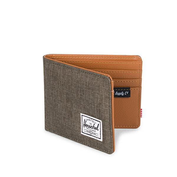 【EST】Herschel Hank Wallet 短夾 皮夾 錢包 麻灰 [HS-0049-C47] G1012 1