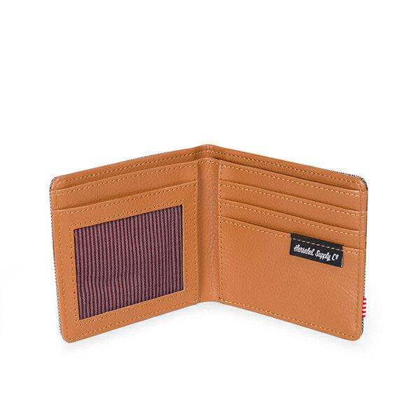 【EST】Herschel Hank Wallet 短夾 皮夾 錢包 大理石灰 [HS-0049-C61] G1012 2