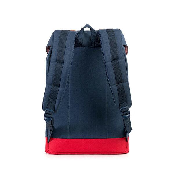 【EST】HERSCHEL RETREAT 15吋電腦包 後背包 藍紅 [HS-0066-018] G0122 3