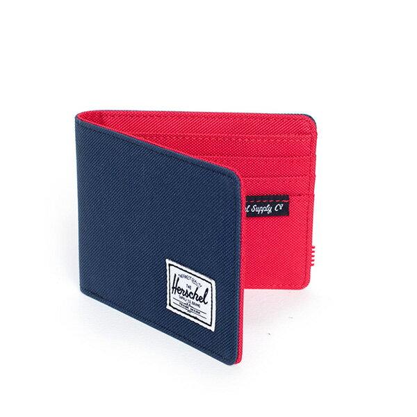 【EST】Herschel Roy Wallet 短夾 皮夾 錢包 藍紅 [HS-0069-018] G0414 1