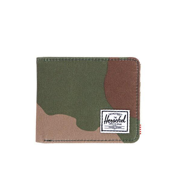 【EST】Herschel Roy Wallet 短夾 皮夾 錢包 迷彩 [HS-0069-032] G1012 0