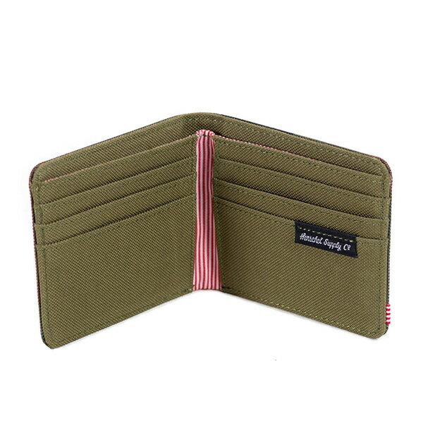 【EST】Herschel Roy Wallet 短夾 皮夾 錢包 迷彩 [HS-0069-032] G1012 2