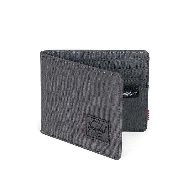 【EST】Herschel Roy Wallet 短夾 皮夾 錢包 深灰 [HS-0069-B28] G1012 1