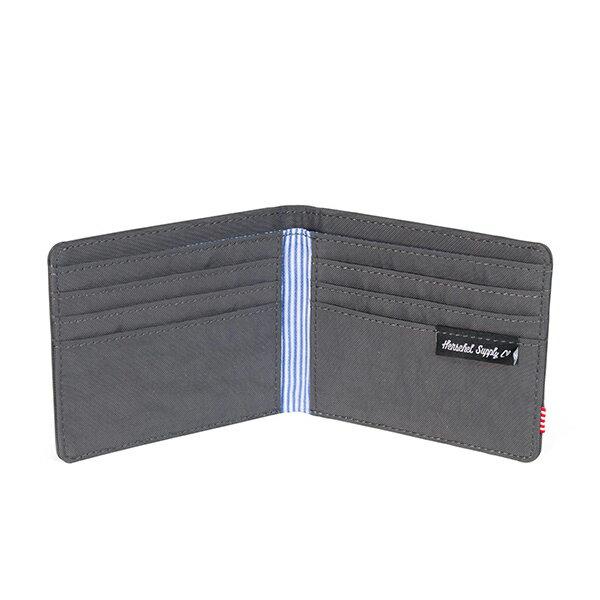 【EST】Herschel Roy Wallet 短夾 皮夾 錢包 深灰 [HS-0069-B28] G1012 2