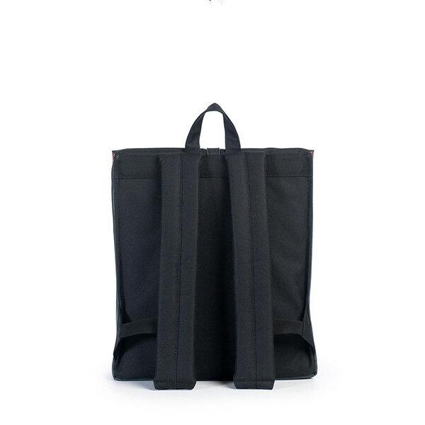 【EST】HERSCHEL CITY 方形 後背包 黑灰 [HS-0089-930] G0122 3