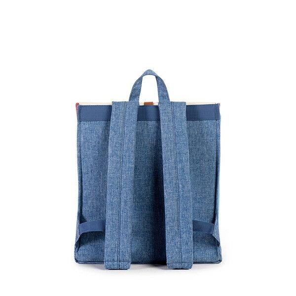 【EST】HERSCHEL CITY 方形 後背包 拼色 藍白 [HS-0089-946] G0122 3