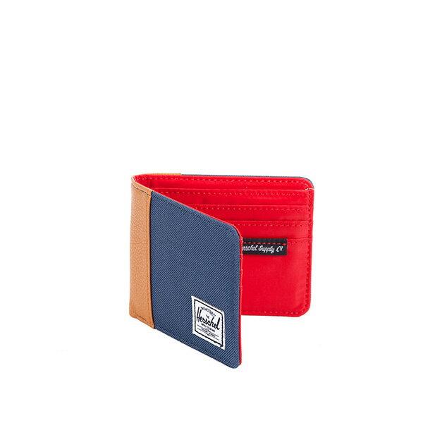 【EST】Herschel Edward Wallet 短夾 皮夾 錢包 藍 [HS-0133-007] G0122 1