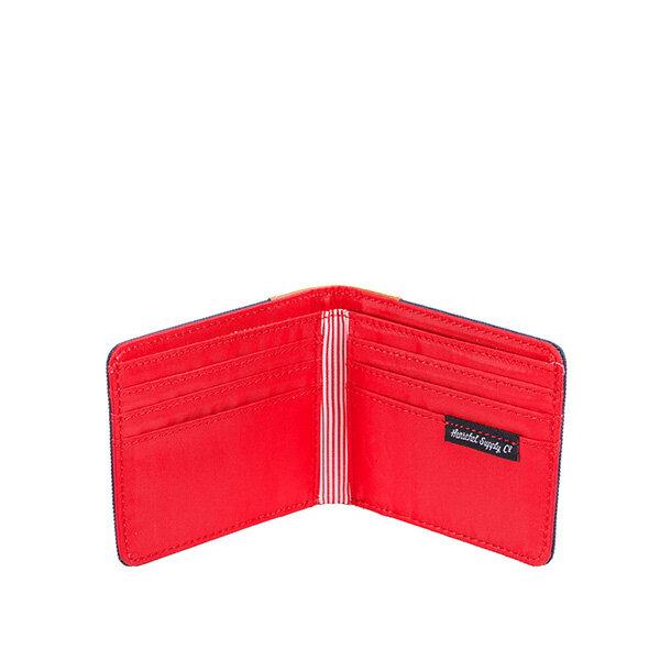 【EST】Herschel Edward Wallet 短夾 皮夾 錢包 藍 [HS-0133-007] G0122 2
