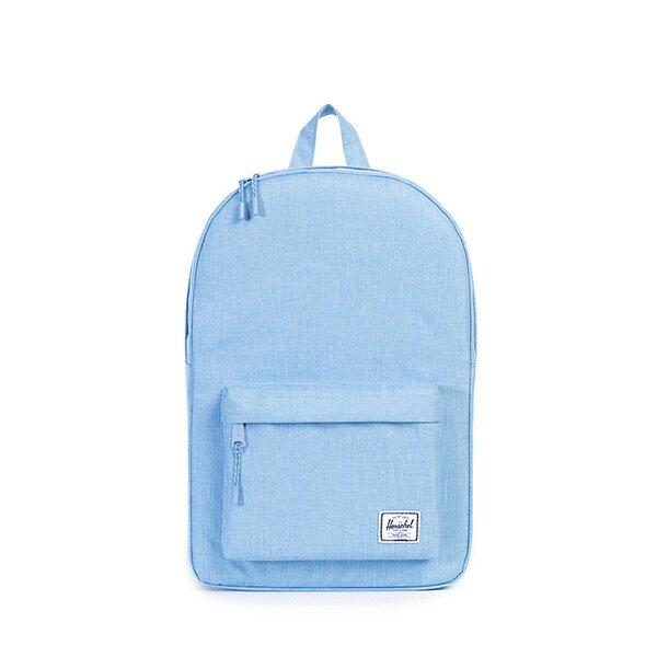 【EST】HERSCHEL CLASSIC MID 中款 後背包 水藍 [HS-0135-574] G0122