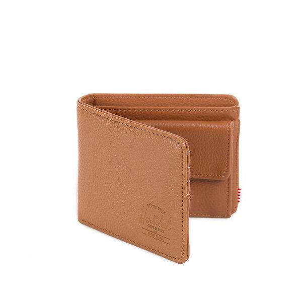 【EST】Herschel Hank Coin Wallet 短夾 皮夾 零錢包 皮革 褐 [HS-0149-034] G0122 1