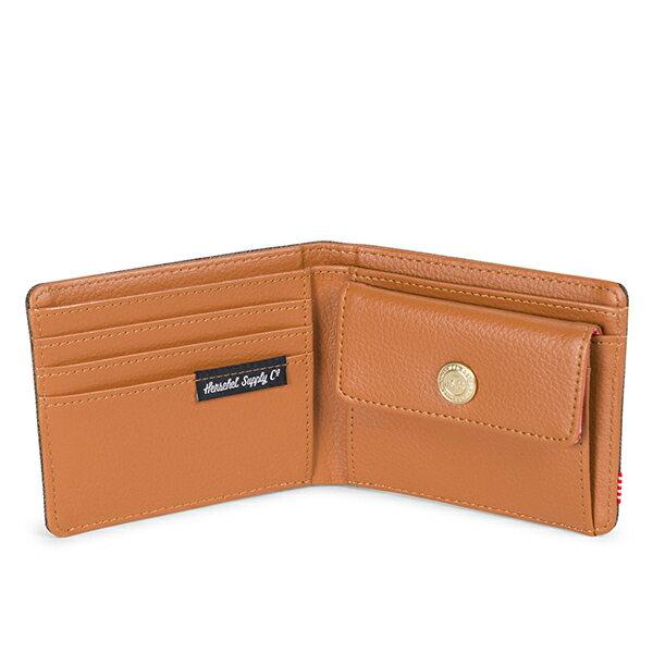【EST】Herschel Hank Coin Wallet 短夾 皮夾 零錢包 麻灰 [HS-0149-C47] G1012 2