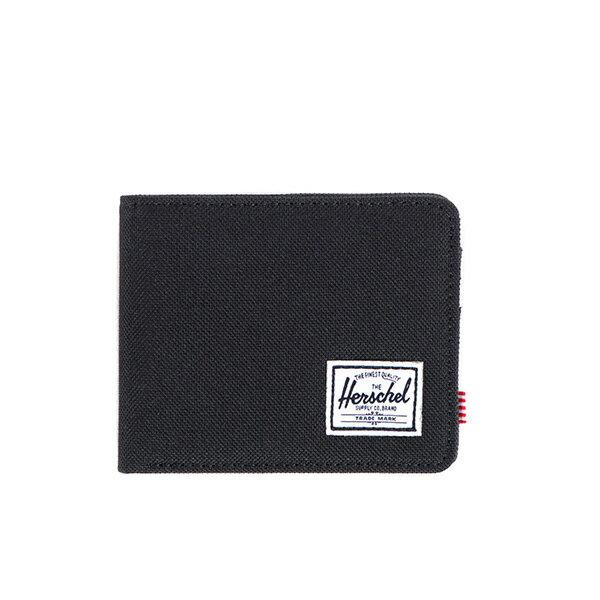 【EST】Herschel Roy Coin Wallet 短夾 皮夾 零錢包 黑 [HS-0151-001] G0414