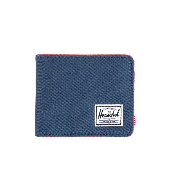 【EST】HERSCHEL ROY COIN WALLET 短夾 皮夾 零錢包 藍紅 [HS-0151-018] G0414 0