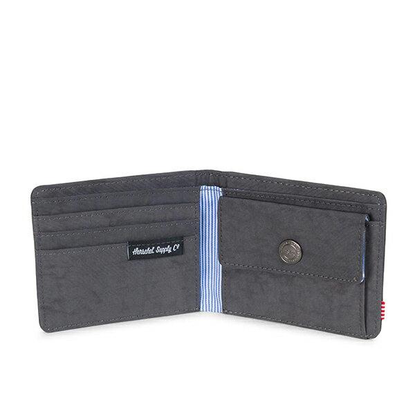 【EST】Herschel Roy Coin Wallet 短夾 皮夾 零錢包 深灰 [HS-0151-B28] G1012 2