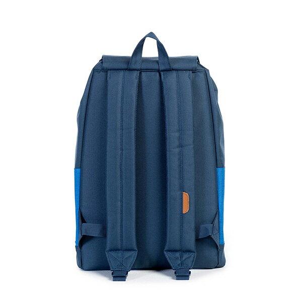 【EST】HERSCHEL REID 束口 扣式 後背包 藍 [HS-0182-913] G0122 3
