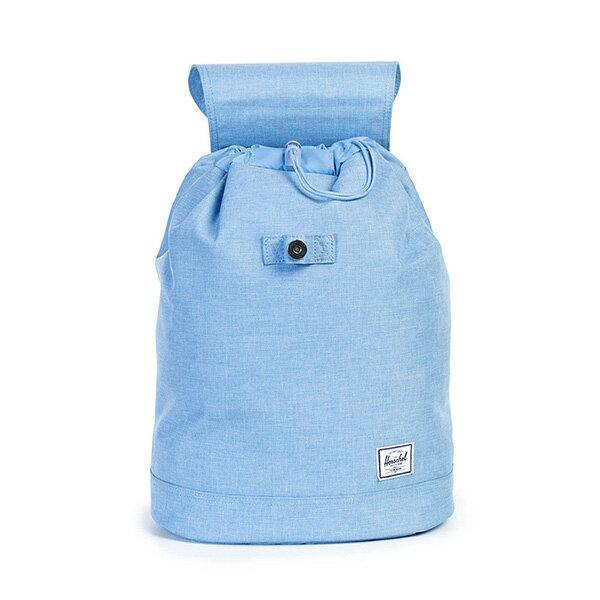 【EST】Herschel Reid Mid 中款 束口 扣式 後背包 水藍 [HS-0184-931] G0122 1