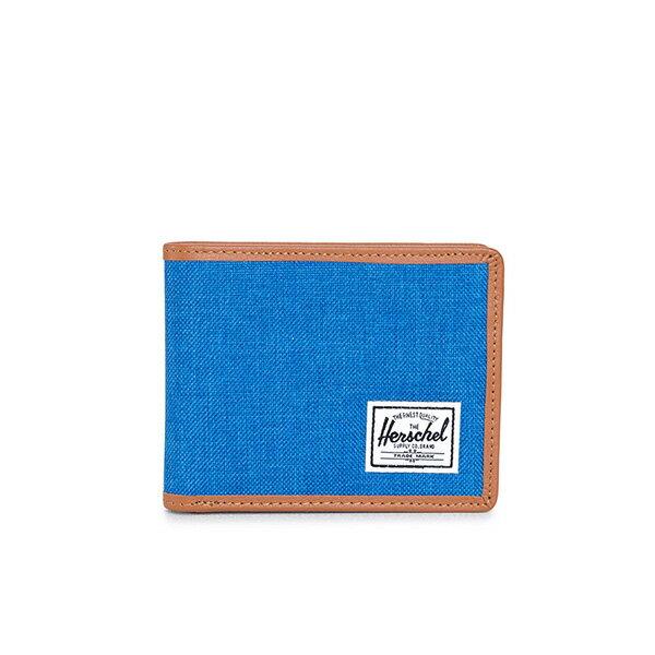 【EST】Herschel Taylor Wallet 短夾 皮夾 錢包 滾邊 藍 [HS-0198-929] G0122 0