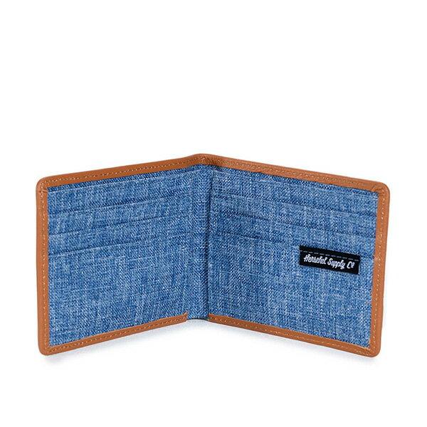 【EST】Herschel Taylor Wallet 短夾 皮夾 錢包 滾邊 藍 [HS-0198-929] G0122 2