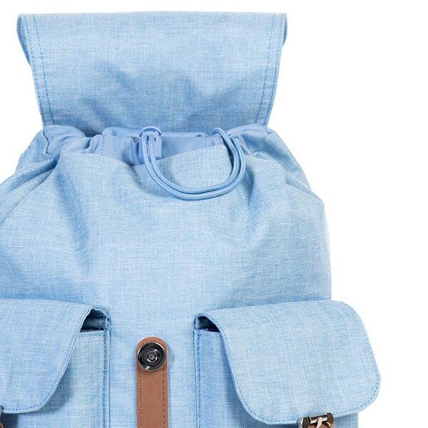 【EST】Herschel Dawson Wmns 女款 束口 雙口袋 後背包 單寧 [HS-0210-931] G0414 4