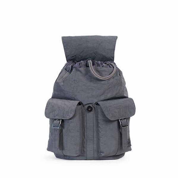 【EST】Herschel Dawson Wmns 女款 束口 雙口袋 後背包 深灰 [HS-0210-B28] G1012 1
