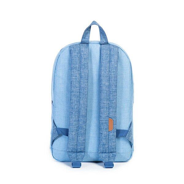 【EST】HERSCHEL POP QUIZ MID 中款 13吋電腦包 後背包 丹寧 藍 [HS-0211-927] G0122 3