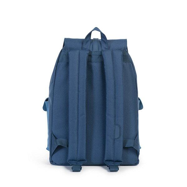 【EST】Herschel Dawson 束口 雙口袋 後背包 膠條 拼色 藍 [HS-0233-A58] G0414 3