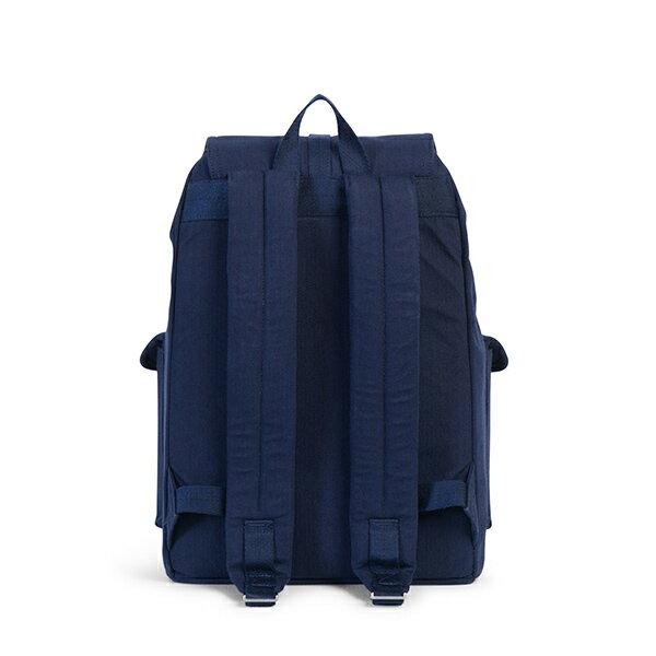 【EST】Herschel Dawson 束口 雙口袋 後背包 單寧藍 [HS-0233-C40] G1012 3