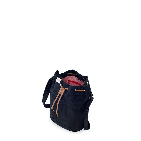 【EST】Herschel Carlo Wmns 束口 水桶包 側背包 肩背包 黑 [HS-0239-797] G0706 2