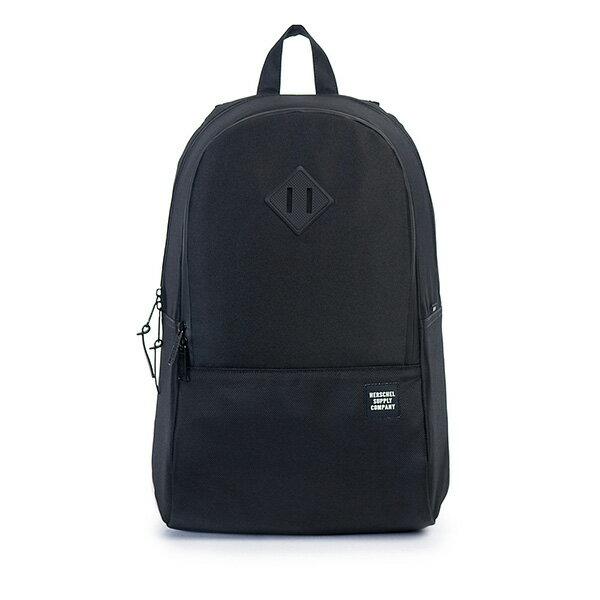 【EST】HERSCHEL NELSON 多口袋 15吋電腦包 後背包 黑 [HS-0246-901] G0122 0