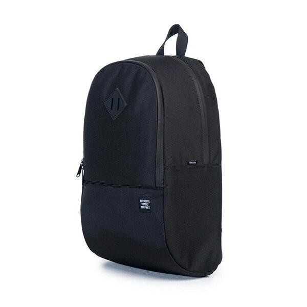 【EST】HERSCHEL NELSON 多口袋 15吋電腦包 後背包 黑 [HS-0246-901] G0122 2