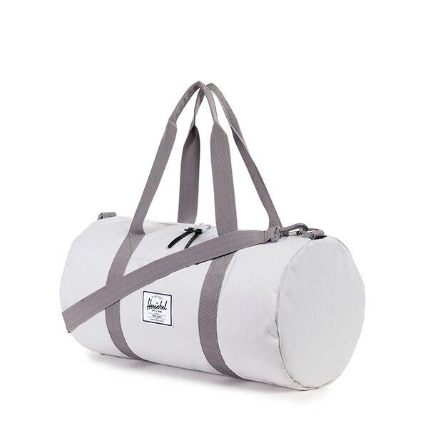 【EST】Herschel Sutton Mid 中款 圓筒 肩背 手提袋 旅行袋 月岩灰 [HS-0251-908] G0706 1
