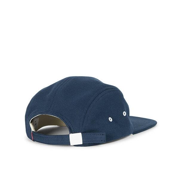 【EST】HERSCHEL GLENDALE 後調式 五分割帽 棒球帽 深藍 [HS-1006-215] G0815 1