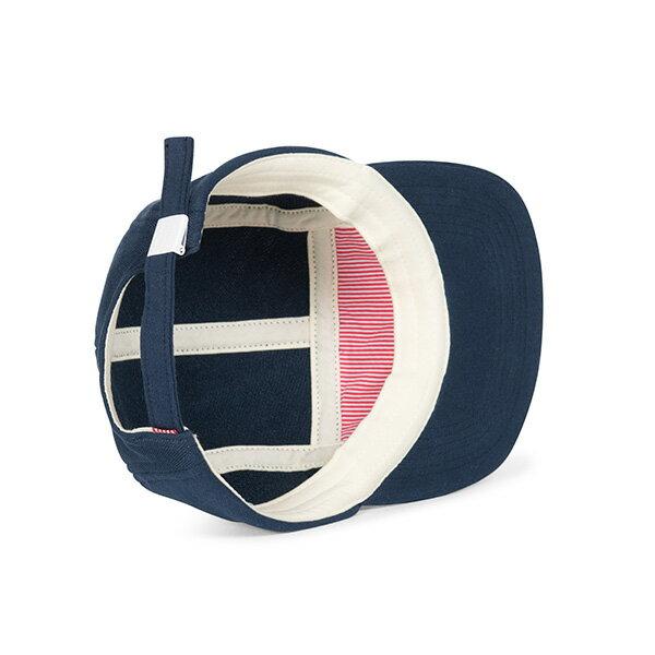 【EST】HERSCHEL GLENDALE 後調式 五分割帽 棒球帽 深藍 [HS-1006-215] G0815 2