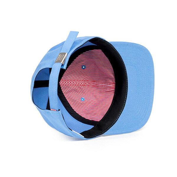 【EST】Herschel Albert 後調式 棒球帽 淺藍 [HS-1020-159] G0706 2