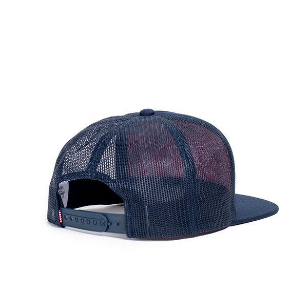 【EST】Herschel Whaler Mesh 後扣 網帽 棒球帽 深藍 [HS-1047-004] G0128 1