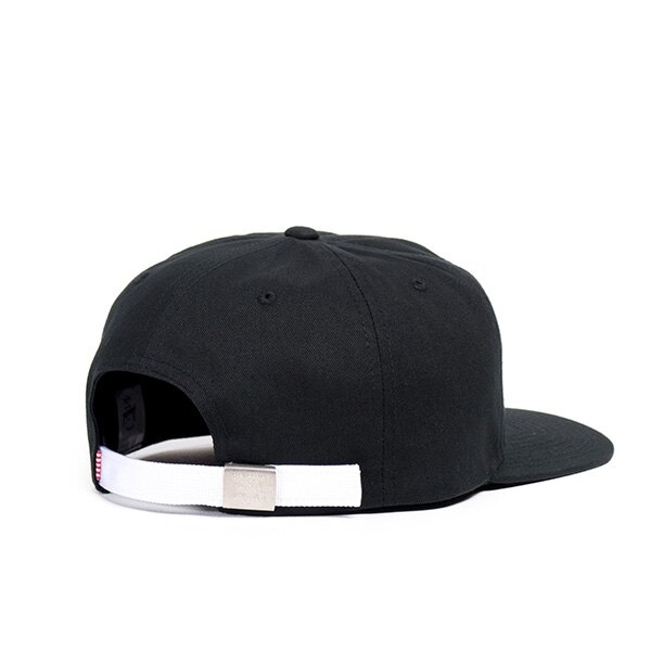 【EST】HERSCHEL TROY 後調式 拚色 棒球帽 黑白 [HS-1051-001] G0128 1