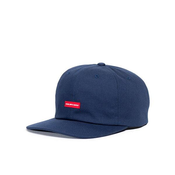 【EST】Herschel Troy 後調式 拚色 棒球帽 藍黑 [HS-1051-004] G0128 0
