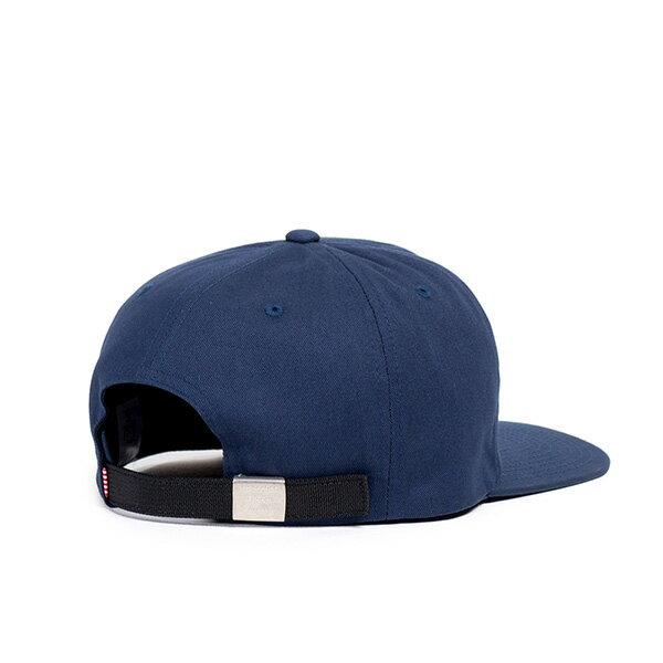 【EST】Herschel Troy 後調式 拚色 棒球帽 藍黑 [HS-1051-004] G0128 1