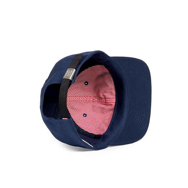 【EST】HERSCHEL TROY 後調式 拚色 棒球帽 藍黑 [HS-1051-004] G0128 2