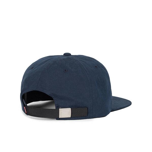 【EST】HERSCHEL TROY 後調式 拚色 棒球帽 藍黑 [HS-1051-166] G0815 1