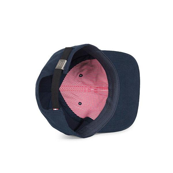 【EST】HERSCHEL TROY 後調式 拚色 棒球帽 藍黑 [HS-1051-166] G0815 2