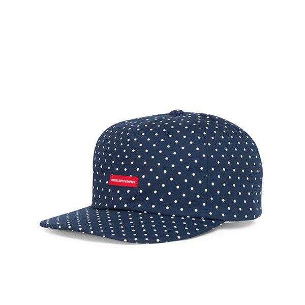 【EST】Herschel Troy 後調式 棒球帽 點點 [HS-1051-200] G0422 0