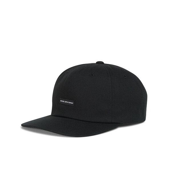【EST】Herschel Troy 後調式 棒球帽 黑 [HS-1051-205] G0422 0